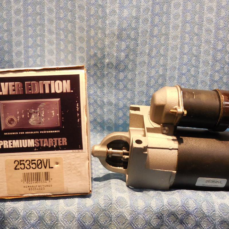 1985-88 Sunbird Firenza Cavalier Cimarron Skyhawk 2.0L NORS Starter 86 87 #25350