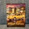 2001 Ford Focus Street Edition Original Dealer Sales Card