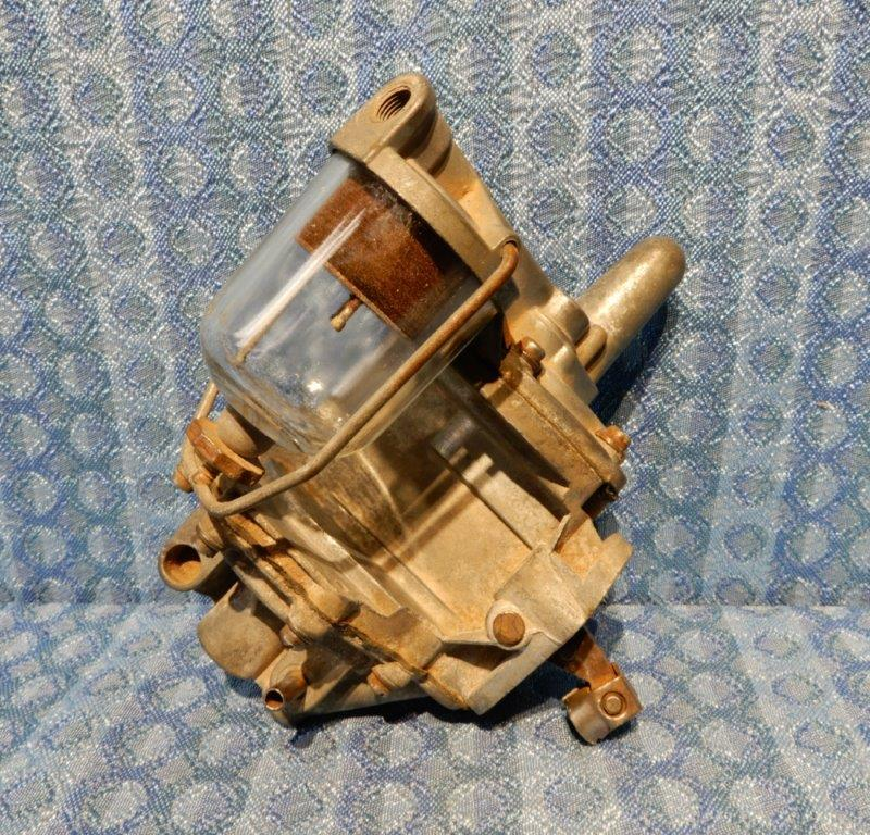 1951-53 Ford Mercury & Truck V8 1952 NORS Fuel Vacuum Pump #9597 See Detailed AD