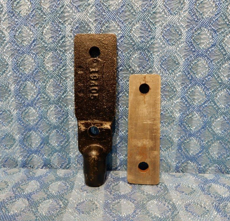 1928-1931 Ford Model A NEW Rumble Seat Step Plate Bracket 1929 1930 #A-41572