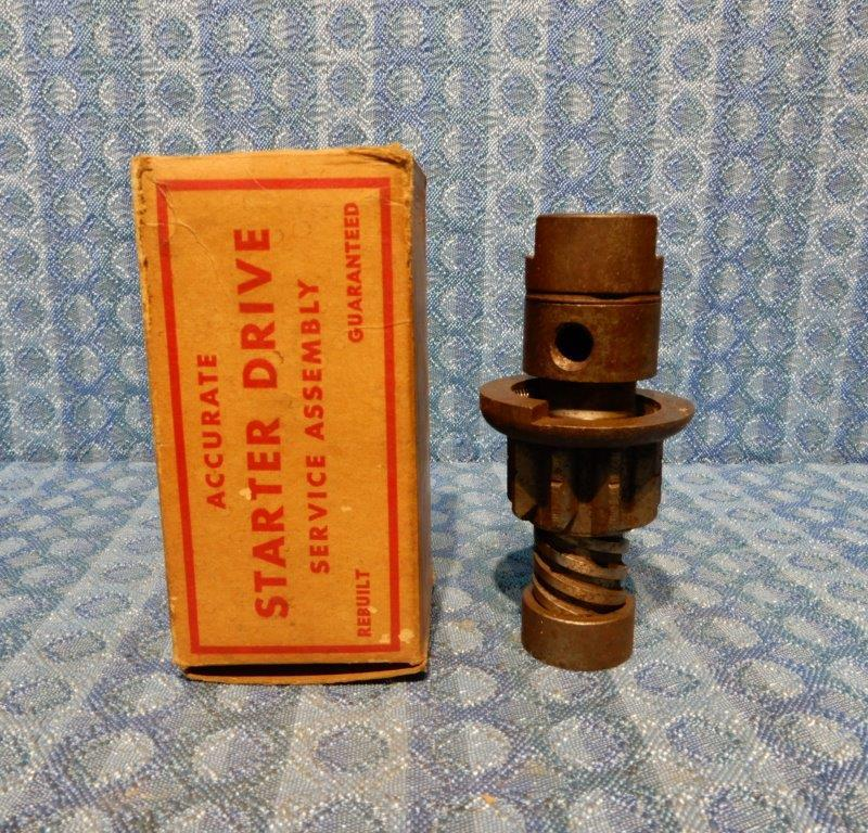 1929-1932 Plymouth NORS Starter Drive #BR10 1930 1931