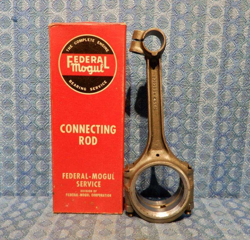 1937-1947 Chevrolet NORS Babbitted Connecting Rod .002 Undersize 38 39 40 41 46