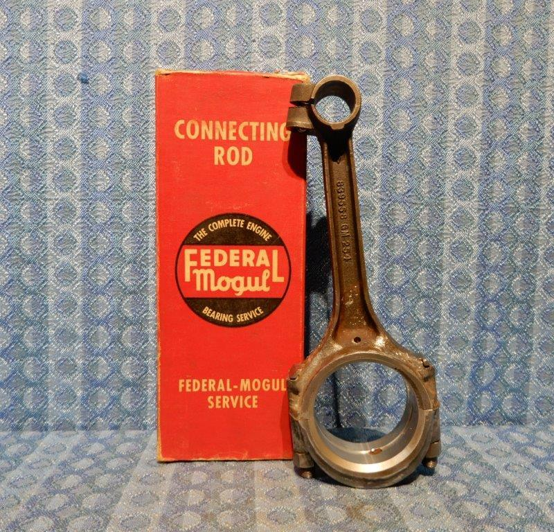 1937-1947 Chevrolet NORS Babbitted Connecting Rod .030 Undersize 38 39 40 41 46