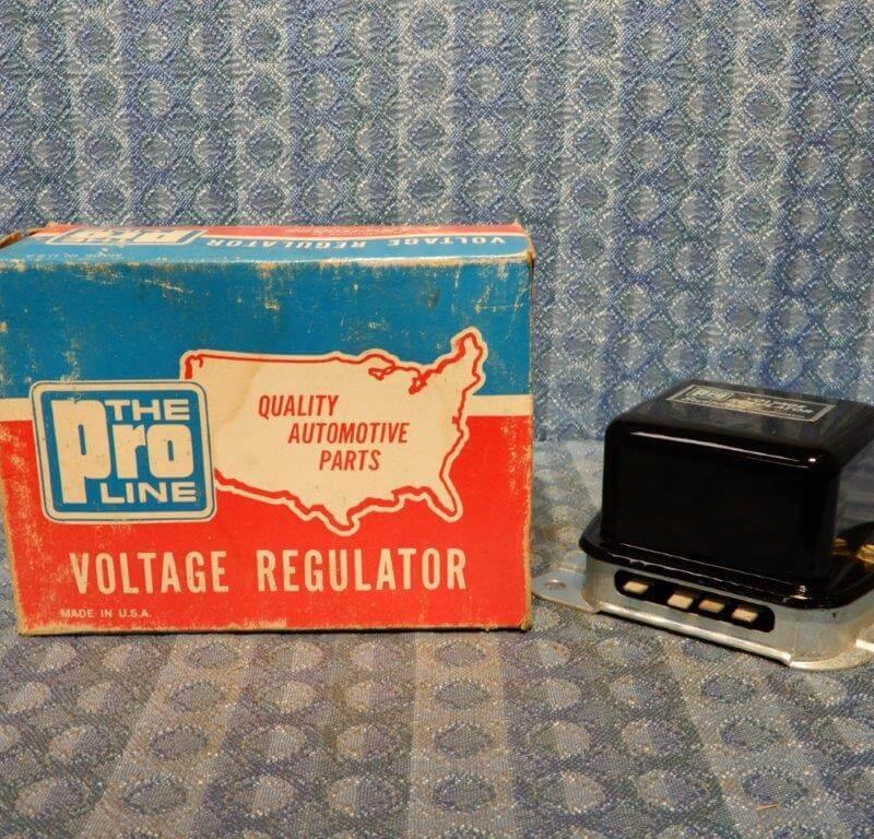 1963-1973 FORD Lincoln Mercury NORS Volatge Regulator 1964 65 66 67 68 69 70 71