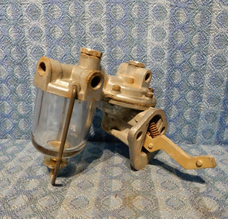 1941-1954 Nash 600 Statesman NORS Fuel Pump #532 (SEE AD) 1947 48 49 50 51 52 53