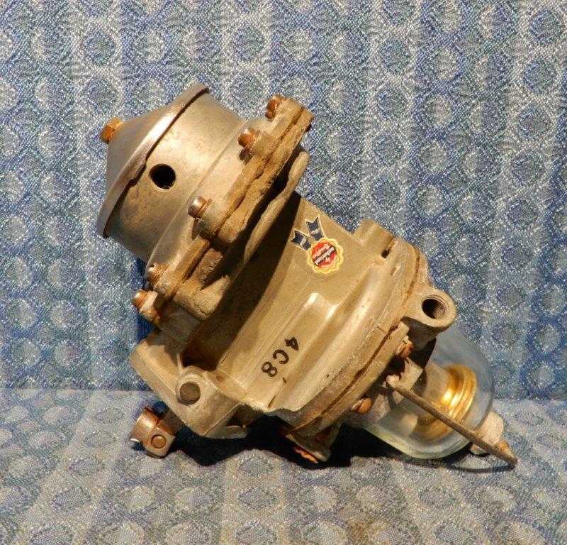 1948-Early 1951Ford Truck V8 Models F7 F8 NORS Fuel Vacuum Pump 1949 1950 #9206