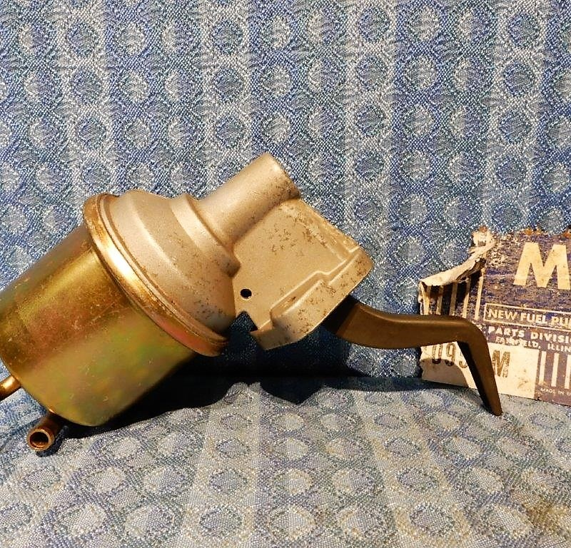 1971 Pontiac Bonneville & Catalina Fuel Pump #40959 NORS (SEE DETAILS IN AD)