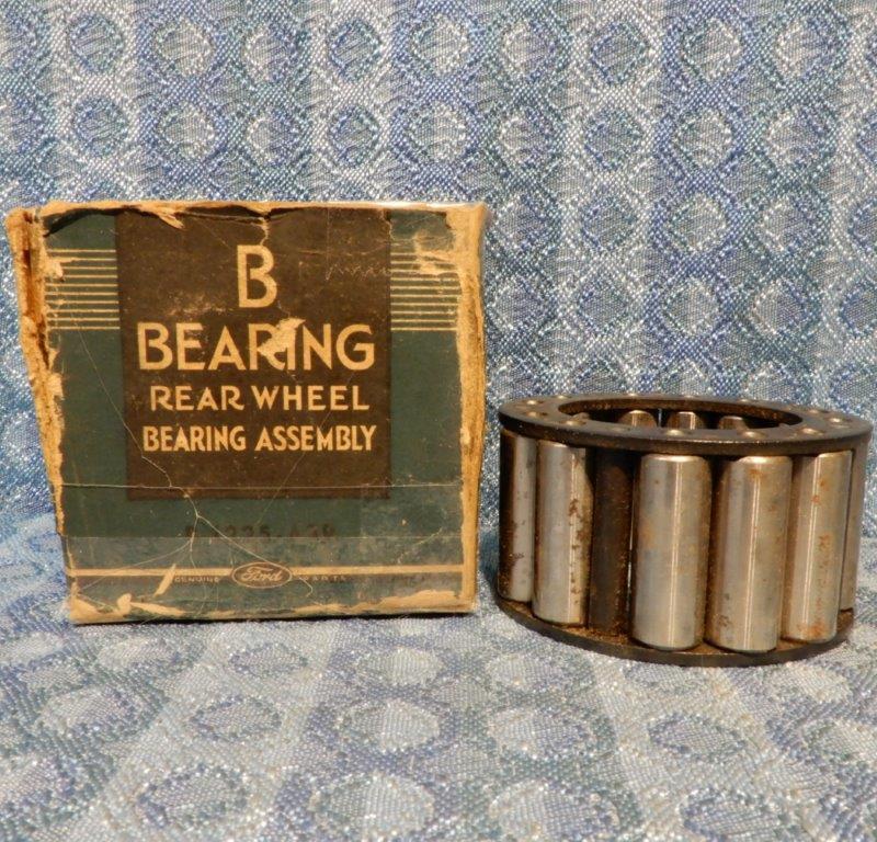 1928-1936 Ford Passenger NOS Rear Wheel Bearing 29 30 31 32 33 34 35 #B-1225-A3R
