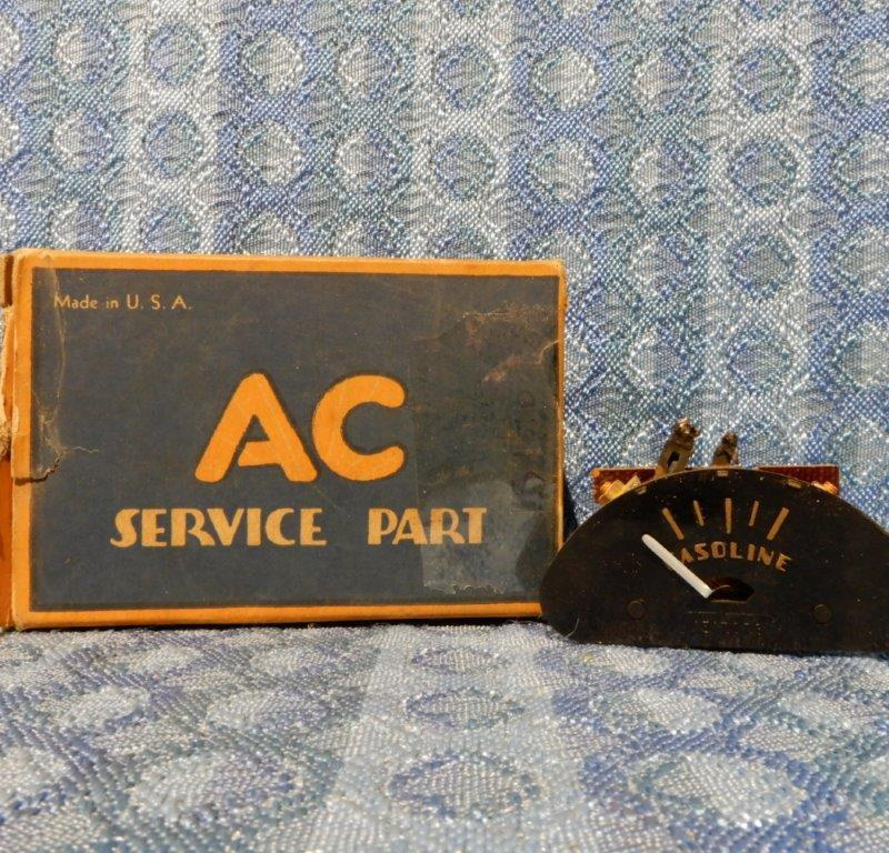 1948 1949 Buick NOS AC Gas / Fuel Gauge #1517078 (SEE DETAILS IN AD)