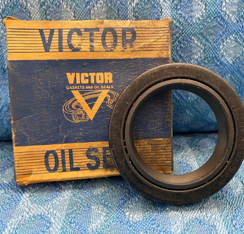 1949-60 Lincoln 59-60 Edsel NORS 56-73 Ford Trans Rear Exension Oil Seal SEE AD