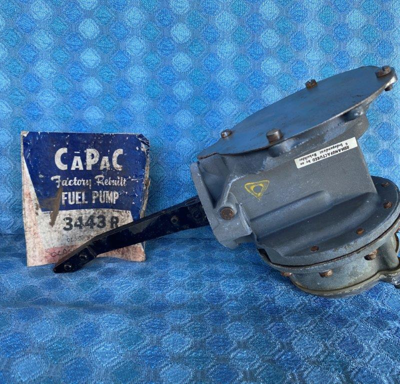 1961 Oldsmobile NORS Fuel Pump #3443R SEE DETAILS IN AD