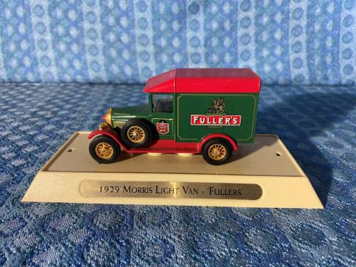 1929 Morris Light Van - Fullers Matchbox Collectibles Model of Yesteryear