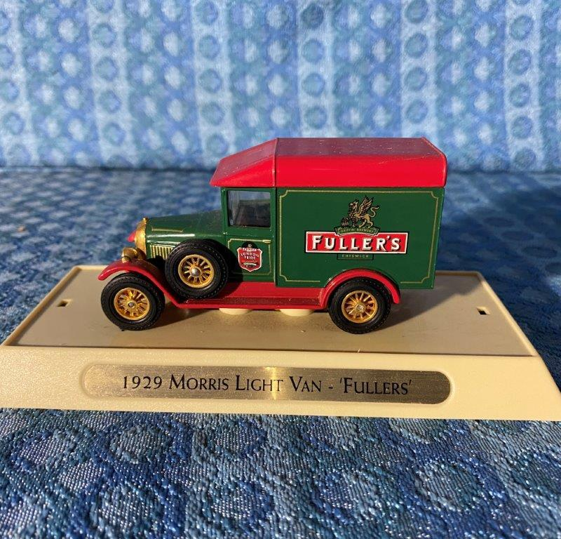 1929 Morris Light Van - Fullers Matchbox Collectibles Model of Yesteryear