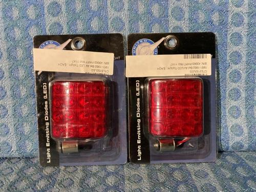 1951-1952 Chevrolet Pass NEW Pair of LED Tailight Upgrade Kit