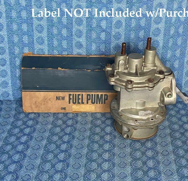 1955 1956 1957 Chevrolet V8 NORS Fuel / Vacuum Pump #4141