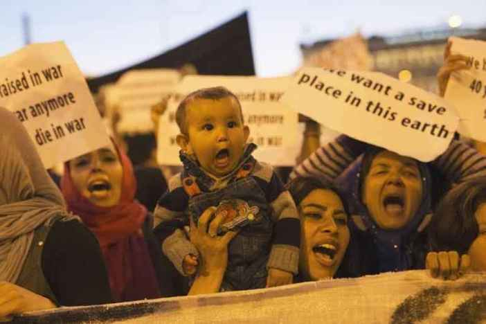 refugees-demonstration