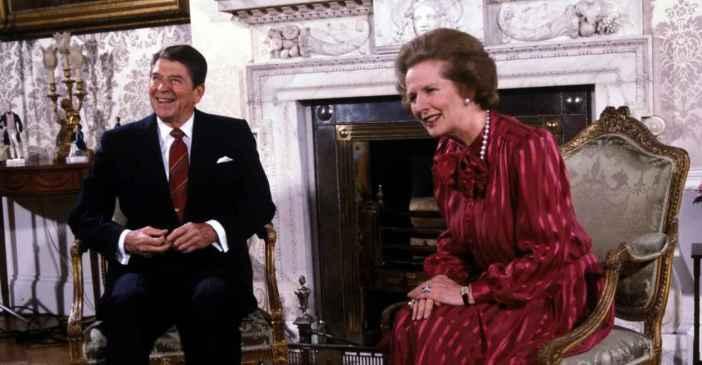 Thatcher-reagan