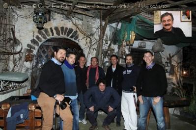 I partecipante all'incontro n° 3 - Foto di Giovanni Mattera