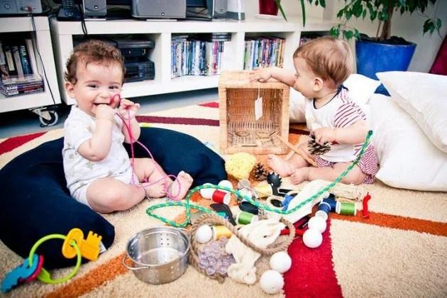 Attività Montessori Per Bimbi Da 1 A 3 Anni 20 Consigli