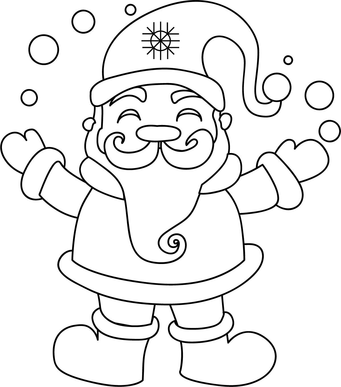 Semplici idee che vi aiuteranno a decorare la casa e la scuola;. Disegni Di Natale Per Bambini Da Colorare Nostrofiglio It