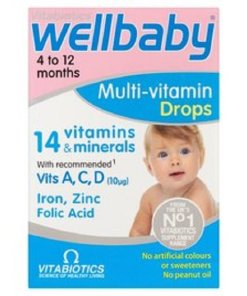 Wellbaby Drops