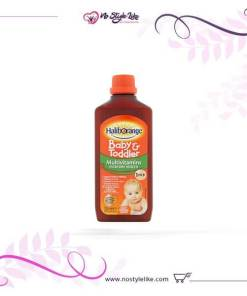 Haliborange Baby & Toddler Multivitamin