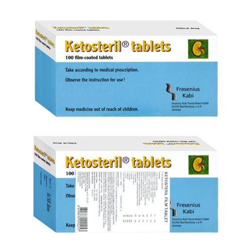Ketosteril Tablets 100 tab