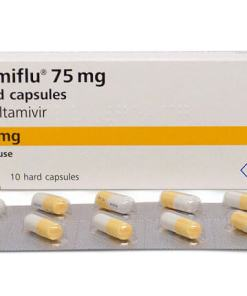 Tamiflu 75 mg 10 caps