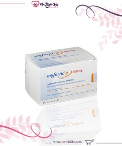 Myfortic 360 mg (mycophenolate sodium) tablets لتثبيط الجهاز المناعي