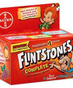 Flintstones Complele 60 Chewable