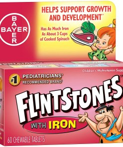 Flintstones With Iron 60 Chewable