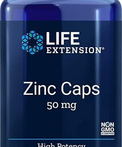 Life Extension Zinc 50 mg 90 caps