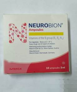 Neurobion 10 amp. 3 ml