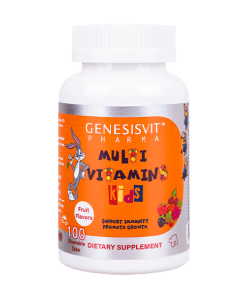 Genesisvit Multivitamin Kids مالتي فيتامين