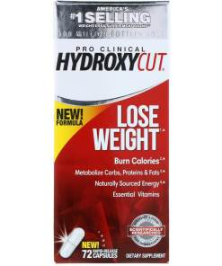Hydroxycut Pro Clinical Weight Loss Rapid Release
