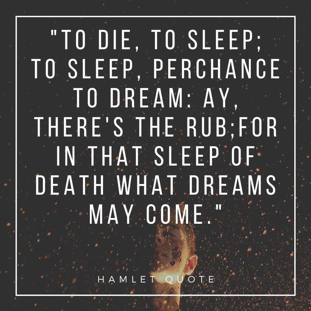 To Sleep Perchance To Dream Meaning Amp Context Of Phrase