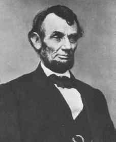 Abraham Lincoln. Courtesy of the Library of Congress.