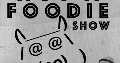Introducing the NotAFoodie Radio Show