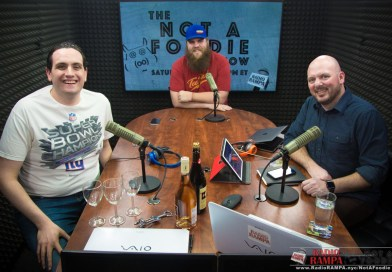 Episode 10 of TheNotAFoodie Show- Corned Beef, Sam Doyle Talks Wine Trends,