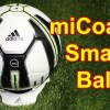 Adidas miCoach Smart Ball Unboxing + Overview