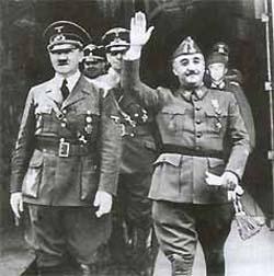 Resultado de imagem para guerra civil espanhola