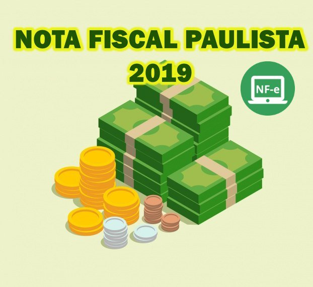 nota fiscal paulista 2019