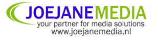 Logo JoeJane Media Partner Solutions 2010