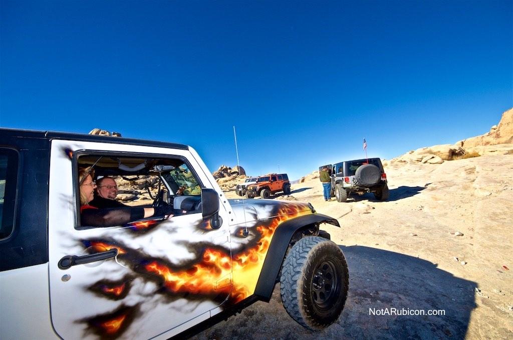 Rick Primeau's Jeep