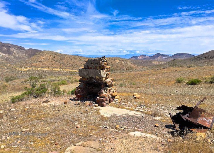 Chimney at Colorado Camp