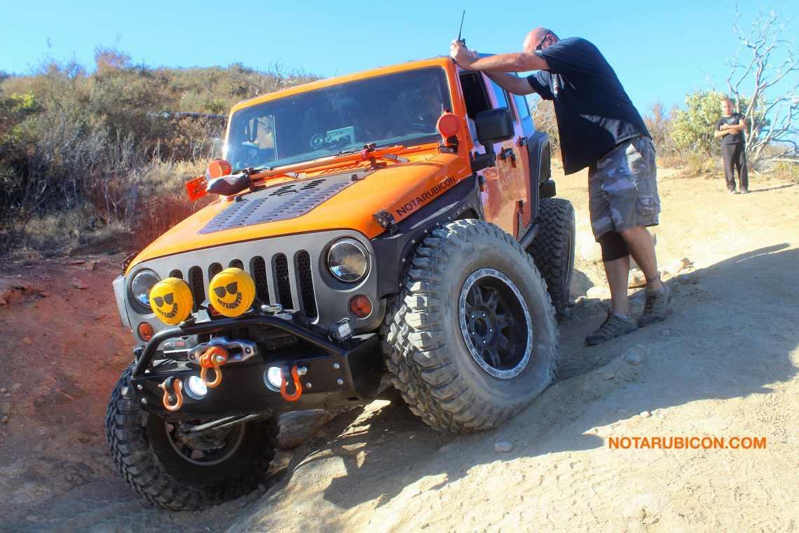 Cleghorn Jeep Trail