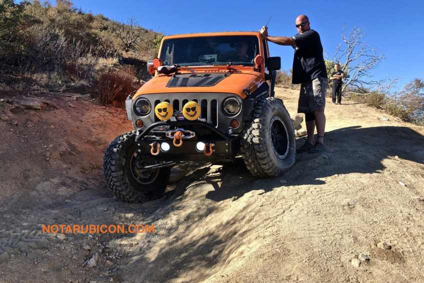 Cleghorn Jeep Trail