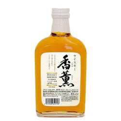 合同酒精「ウイスキー 香薫」から360mlサイズが新登場!