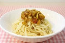 【簡単おつまみレシピ】カレーペーストですぐできるカレーパスタ