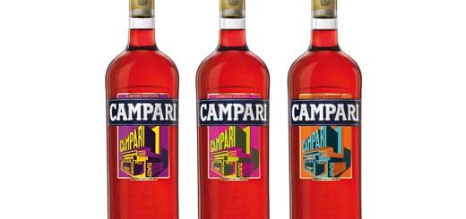 カンパリアートデザインボトル